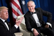 Australian PM Pokes Fun at Trump in Leaked Audio
