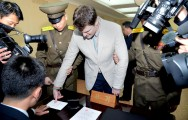 US Student Suffered Brain Damage in N. Korea