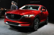 All New Mazda CX-5 Bakal Ramaikan Segmen Crossover Premium
