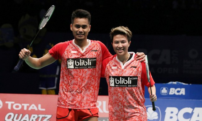 Jadwal Wakil Indonesia di Final BCA Indonesia Open 2017