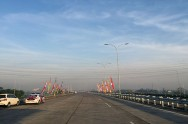 Surabaya-Mojokerto Toll Road Opened During Lebaran Holiday