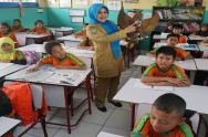 Tangsel Siap Laksanakan <i>Full Day School</i>
