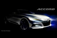Honda Accord 2018 Bakal Lebih <i>Sporty</i>