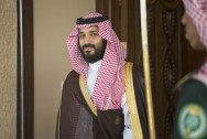 Saudi King Ousts Nephew, Names Son As Crown Prince