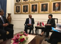 Indonesia, Maldives Discuss Qatar Diplomatic Crisis