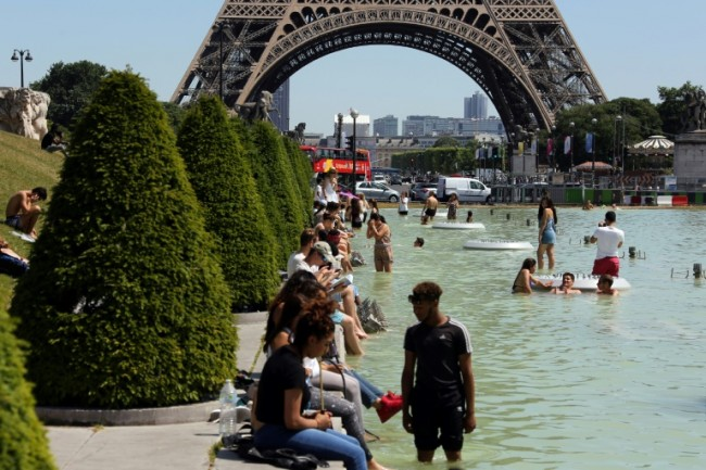 Heatwave Scorches Europe, from London to Siberia
