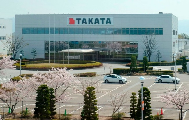 Airbag Maker Takata Faces Bankruptcy Fears