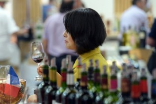 Bubbling Chinese Market Center-Stage at World Wine Fest