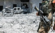 Iraq Forces Push Deep Into Devastated Old Mosul