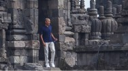 Obama Impressed With Prambanan Temple: Archeologist