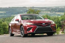Ini Toyota Camry SE 2018 <i>made in</i> USA