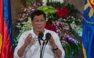 Philippines' Duterte Rides High After