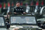 Massive Military Parade for Xi As Hong Kong Activists Freed