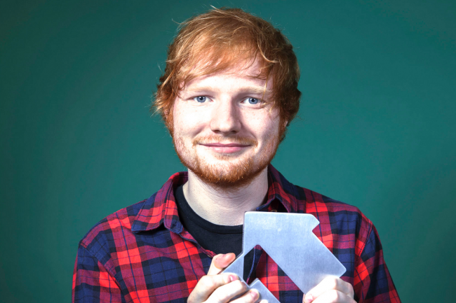 Thinking Out Loud, Lagu Wajib Ed Sheeran Saat Konser