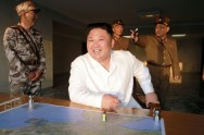 North Korea Fires Ballistic Missile That