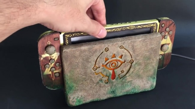 YouTuber Sulap Nintendo Switch ala Zelda