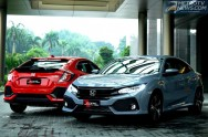 Honda Civic Turbo Hatchback Laris Manis!