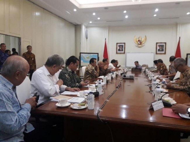 Govt Discusses Indonesia International Islamic University Project