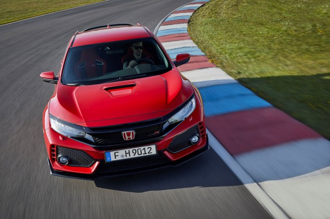 Civic Type R Hanya Transmisi Manual, ini Alasan Honda