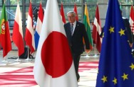 Japan, EU Seal Landmark Trade Deal in Challenge to Trump