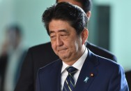 Japan PM Abe's Support Dips to Lowest Level: Polls