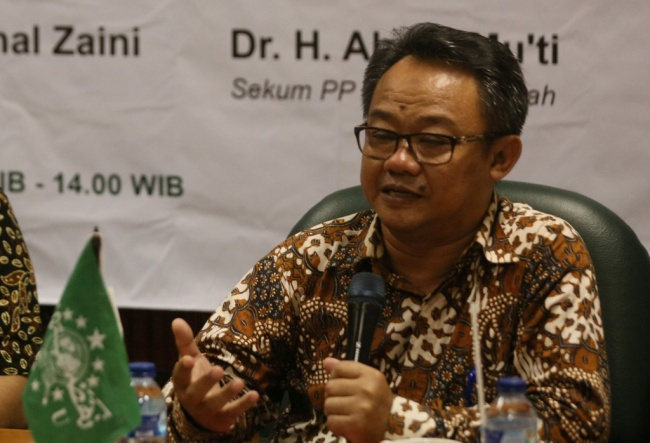 Muhammadiyah Questions Perppu on Mass Organizations