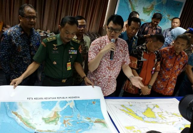 Indonesia Issues New Map, Introduces North Natuna Sea