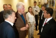 Bill Clinton 'Terpincut' Kopi Indonesia