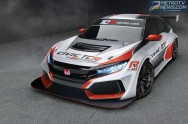 Honda Civic Type R Siap Umbar Performa di TCR Race Car 2018