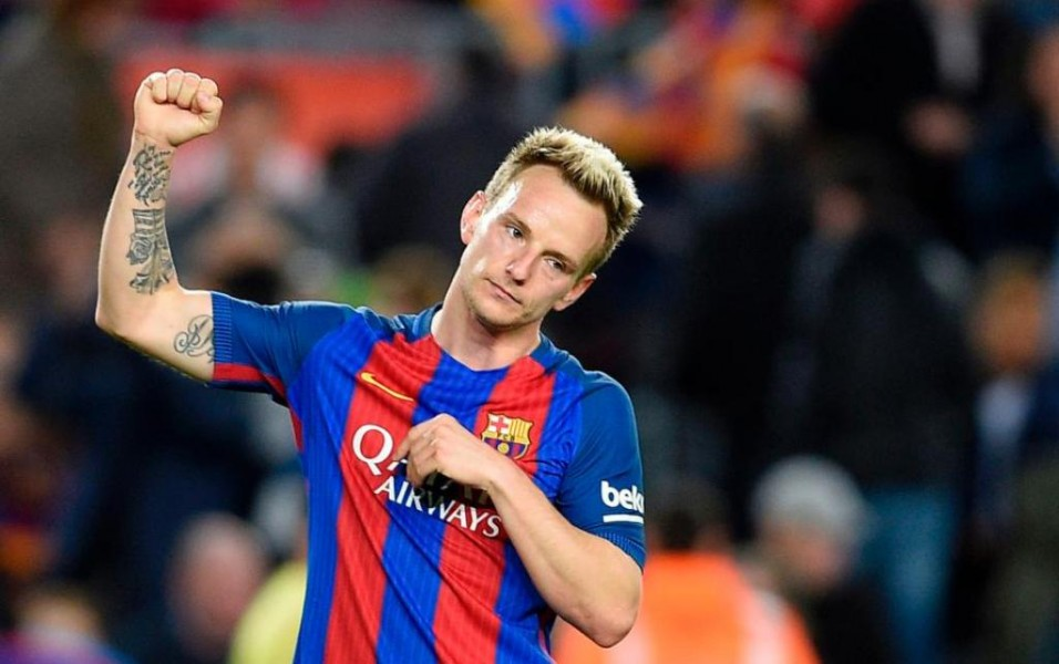 Ivan Rakitic (The Sun)