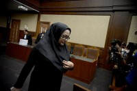 Former Banten Governor Sentenced to 6.5 Years in Prison for Graft