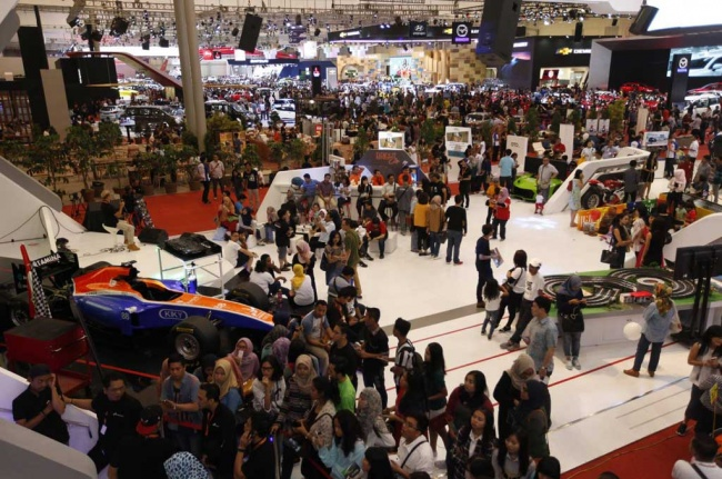 Car Sales Reached 534 Thousand Units in H1 2017: Gaikindo