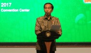 Jokowi Attends PPP Meeting, Mentions Election Law