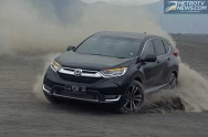 All New Honda CR-V Turbo, Susuri Trek Ekstrim Bromo