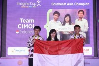 Indonesia Menuju Imagine Cup 2017 World Finals