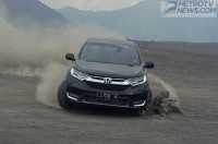 All New Honda CR-V 'Menggigit' di Trek Ekstrim Bromo