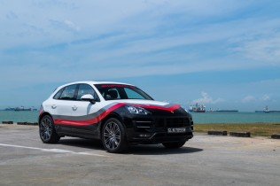 Tampilan <i>Sporty</i> Porsche Macan Turbo Performance Package