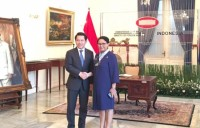 RI-Laos Eye Stronger Counterterrorism Cooperation