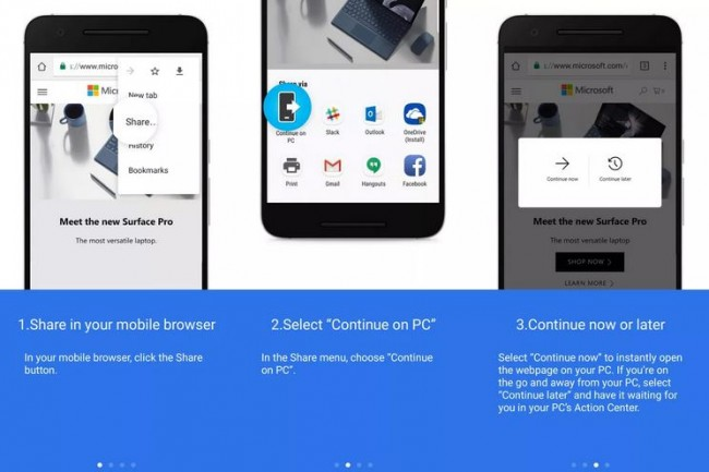 Windows Preview Baru Bisa Hubungkan Android ke PC