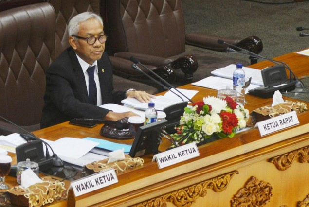 House to Study Perppu on Mass Organizations
