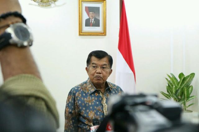 Kalla Meets With BPKH Supervision Board