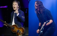 Paul McCartney Bermain Drum di Album Terbaru Foo Fighters