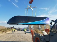 Hyperloop Startup Says superfast Rail A Reality