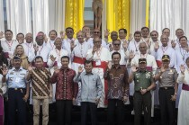 Jusuf Kalla Hadiri Puncak Asian Youth Day 2017