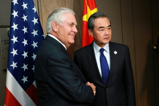 World United to Disarm North Korea: Tillerson