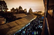 Kenyans Vote in Tight, Tense Elections