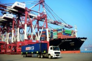 Chinese Export, Import Growth Rates Slow in July
