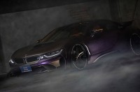 Ada Batman di BMW i8