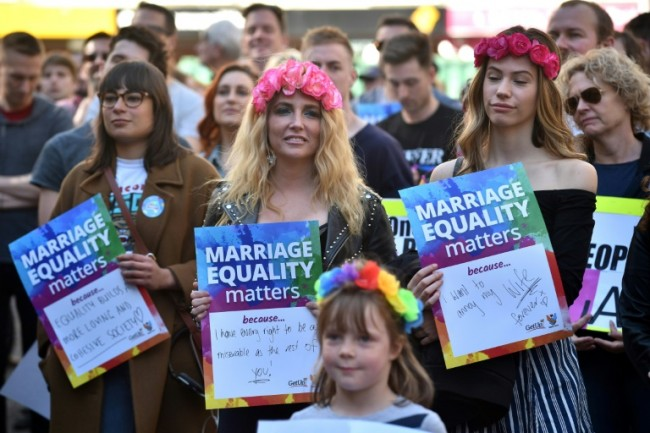 Gay Marriage Postal Vote Sparks Fury, Debate in Australia