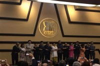 ASEAN Secretariat Holds 50th ASEAN Anniversary Event